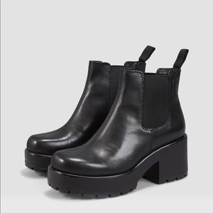 Vegabond Dioon Ankle Booties